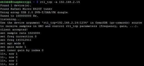 Receptor SDR remoto con Raspberry Pi - Banana Pi - PC Linux o similar Sdr%20sharp%20se%20conecta%20por%20tcp%20al%20servidor